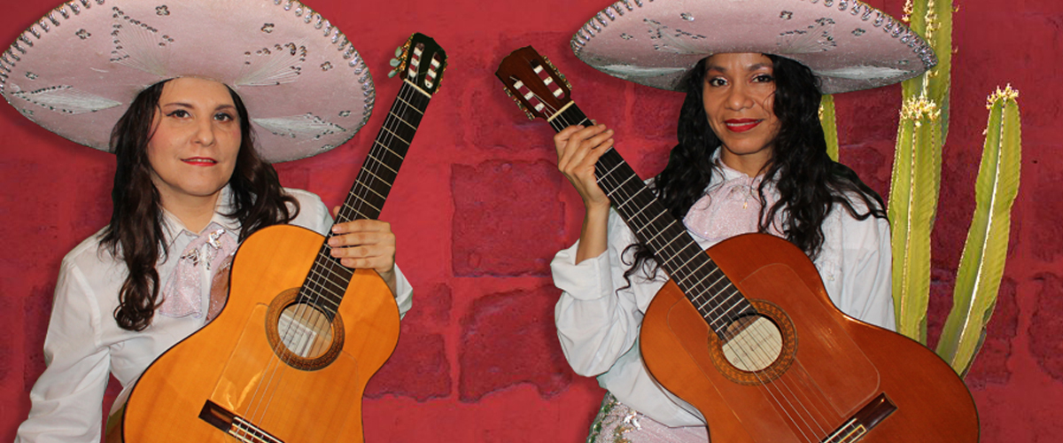 Mariachis for The Day of The Dead